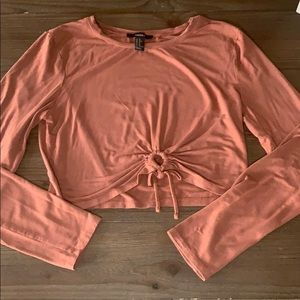 Forever 21 cute top size xl